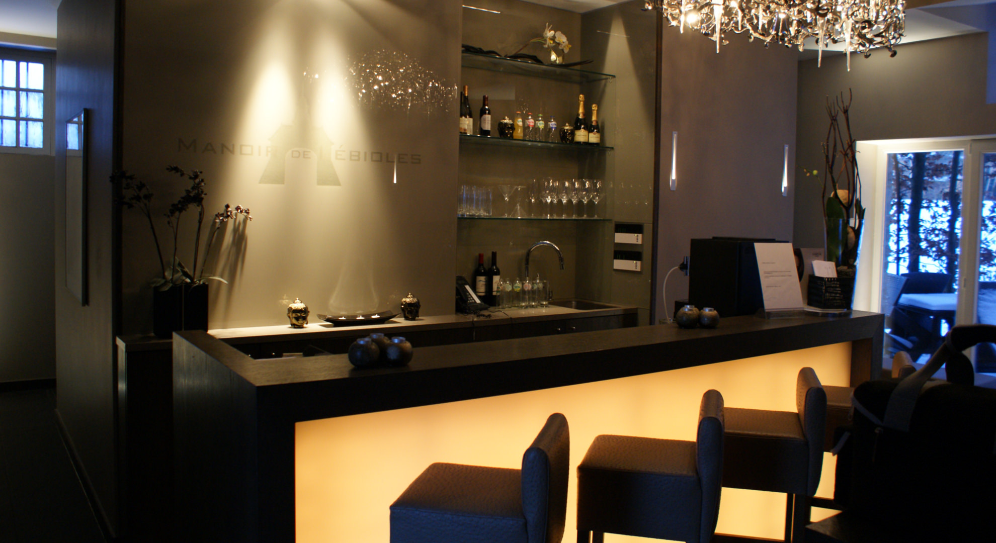 Bar mit Atmosphäre zum entspannen