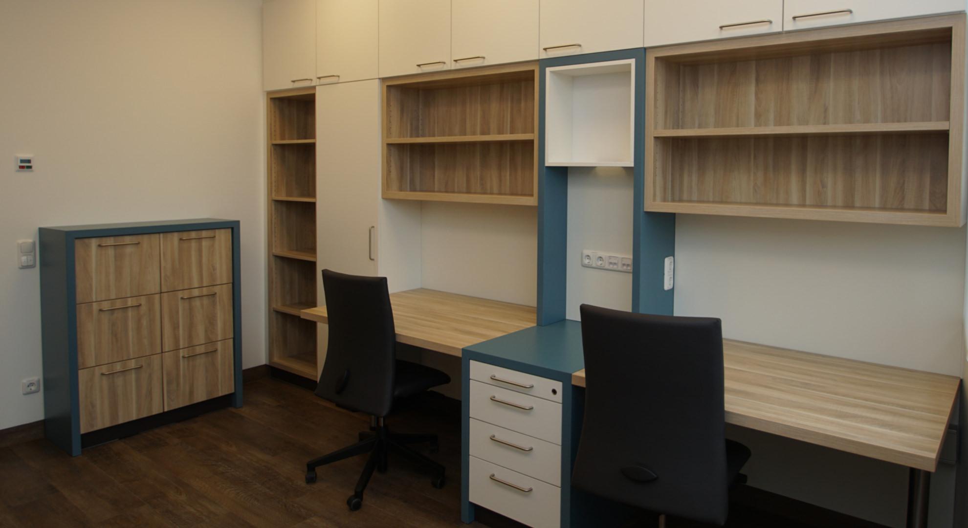 Arbeitszimmer für Ärzte und Schwestern im Krankenhaus