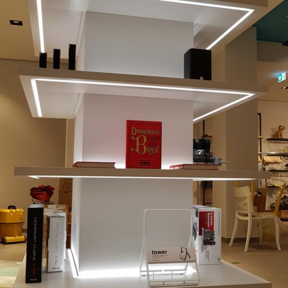 Ladenbau für Pro Idee in Düsseldorf